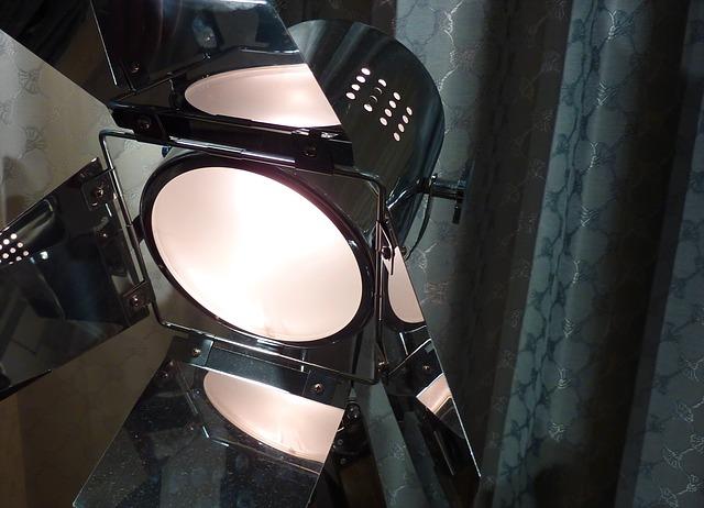 stropní reflektor