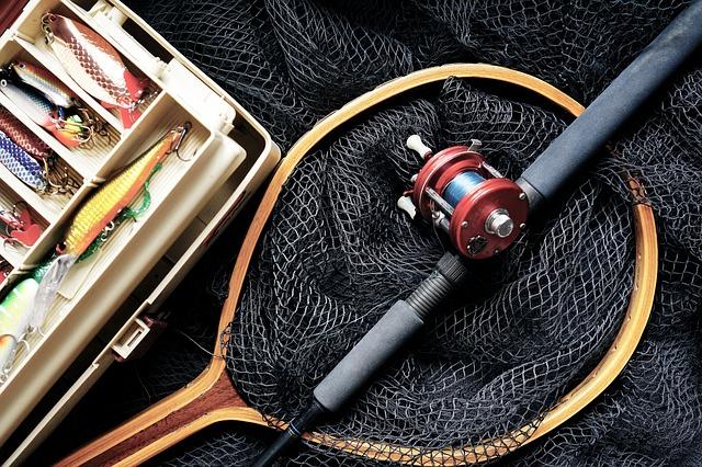 potřeby na rybaření