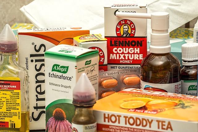 léky na nemoc