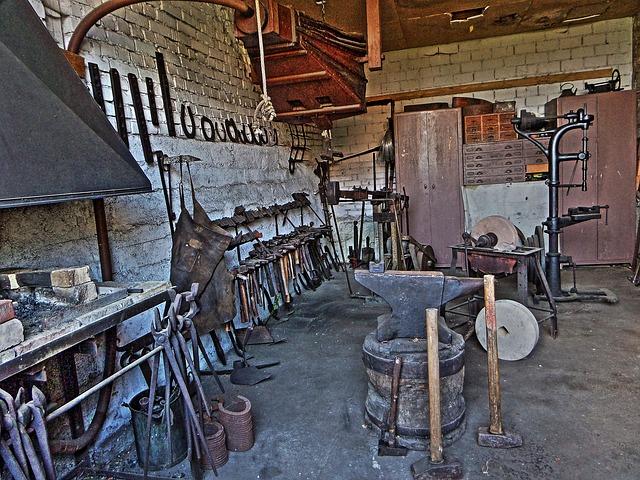 stará kovárna