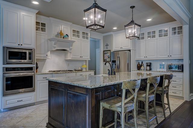 světla v kuchyni