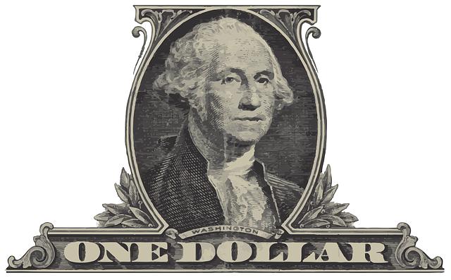 detail dolarovky s podobenkou