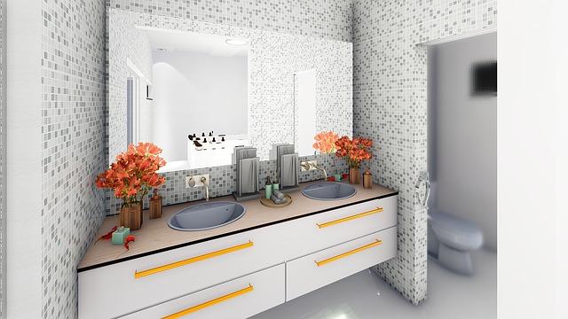 Design nové koupelny