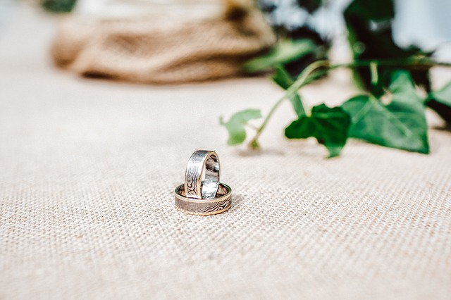 dva prstýnky