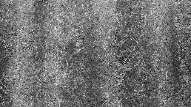 stěna z betonu