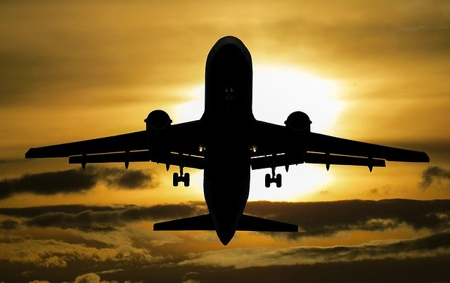 start letadla