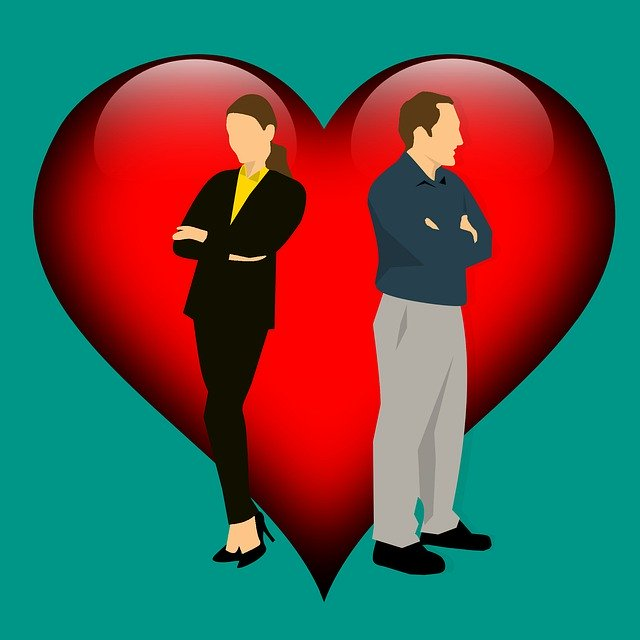 neshody partnerů